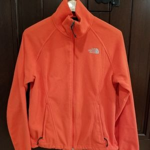 The North Face Womens Polartec Full Zip Jacket M